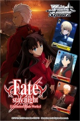 Fate/stay night [Unlimited Blade Works] Booster Box on Channel Fireball