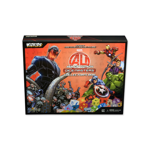 Dice Masters: Age of Ultron Collectors Box