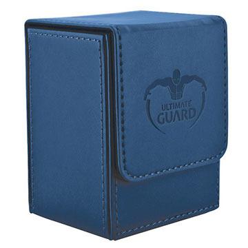 0a47a82de520c Blue - Flip Deck Box (Ultimate Guard) - 100+ - Gaming Supplies ...