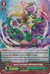 Sacred Tree Dragon, Multivitamin Dragon - G-FC01/048EN - RR