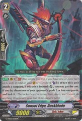 Sunset Edge, Duskblade - G-TD05/006EN - TD on Channel Fireball
