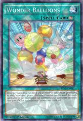 Wonder Balloons - SP15-EN042 - Shatterfoil - 1st Edition