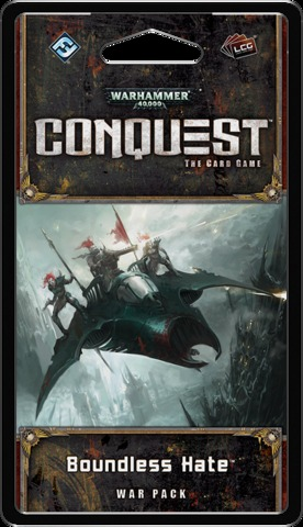 Warhammer 40,000: Conquest - Boundless Hate