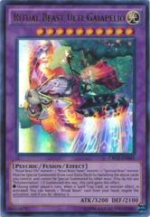 Ritual Beast Ulti-Gaiapelio - CROS-EN045 - Ultra Rare - Unlimited Edition