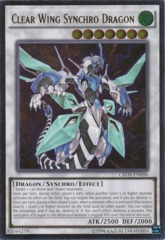 Clear Wing Synchro Dragon - CROS-EN046 - Ultimate Rare - Unlimited Edition on Channel Fireball