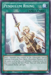 Pendulum Rising - CROS-EN064 - Common - Unlimited Edition