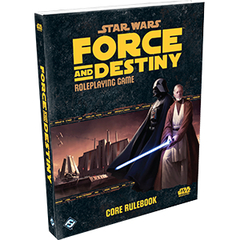 Core Rulebook - Force and Destiny (Stars Wars)