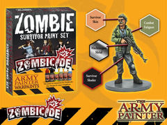 Warpaints Zombicide Combat Fatigues Paint