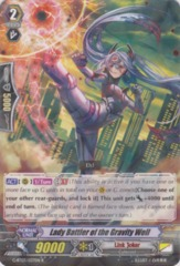 Lady Battler of the Gravity Well - G-BT03/037EN - R