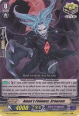 Amon's Follower, Grausam - G-BT03/099EN - C on Channel Fireball