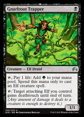 Gnarlroot Trapper - Foil