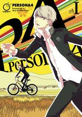 Persona 4 Graphic Novel Vol 01
