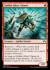 Goblin Glory Chaser - Foil