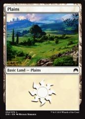 Plains (254) - Foil