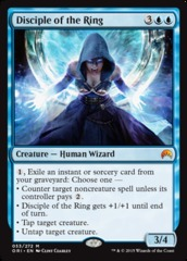 Disciple of the Ring - Foil