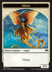 Angel - Token (White) Origins