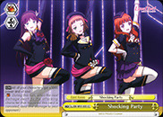 Shocking Party - LL/EN-W01-055 - CC