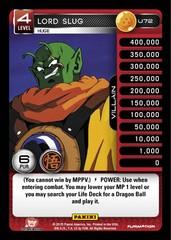 Lord Slug, Huge U72 - Foil