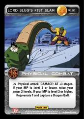 Lord Slug's Fist Slam R131 - Foil