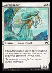 Auramancer - Foil on Channel Fireball