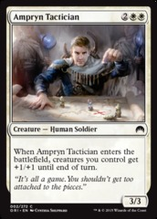 Ampryn Tactician - Foil on Channel Fireball