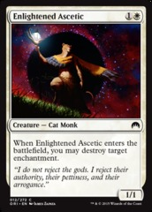 Enlightened Ascetic - Foil