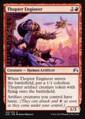 Thopter Engineer - Foil