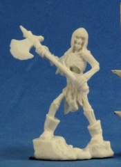 Skeleton Guardian Axeman (3)