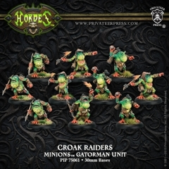 Croak Raiders - Unit