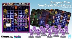 Super Dungeon Explore: Von Drakk Tile Pack