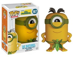 #167- Au Naturel (Minions)