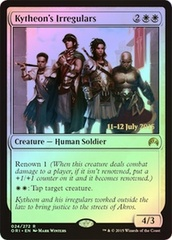 Kytheon's Irregulars (Magic Origins Prerelease)