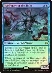 Harbinger of the Tides - Foil - Prerelease Promo