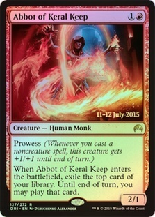 Abbot of Keral Keep - Foil