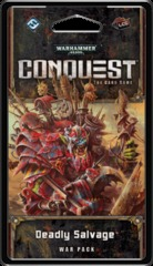 Warhammer 40,000: Conquest War Pack - Deadly Salvage