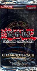 Yu-Gi-Oh Champion Pack: Game Five Booster Pack