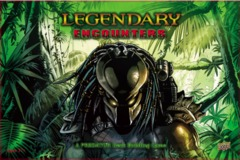 Legendary Encounters: A Predator Deckbuilding Game