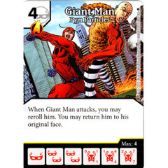 Giant Man - Pym Particles (Card Only)