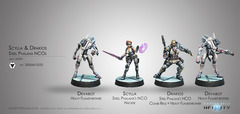 Drakios & Scylla, Steel Phalanx's NCO (280845-0520)