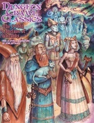Dungeon Crawl Classics RPG Adventure #88 The 998th Conclave of Wizards