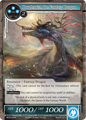 Purplemist, the Fantasy Dragon - MOA-029 - R