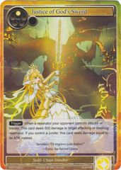 Justice of God's Sword - VS01-009 - U