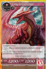 Draig, the Red Dragon - VS01-020 - U