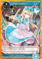 Alice's Pursuit - MOA-021 - C (Foil)