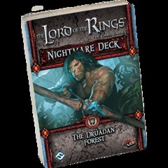 Lord of the Rings Card Game: Nightmare Deck Druadan Forest