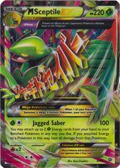 Mega-Sceptile-EX - 8/98 - Rare Holo ex