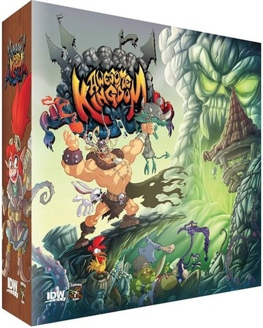 Awesome Kingdom: Tower of Hateskull