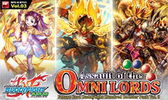 Assault of the Omni Lords Booster Pack