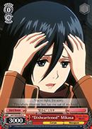 Disheartened Mikasa - AOT/S35-E075 - C