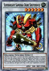 Superheavy Samurai Ogre Shutendoji - CORE-EN094 - Super Rare